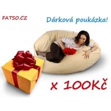 Dárková poukázka x 100Kč